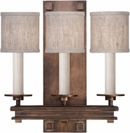 Fine Art Lamps 888950-11ST Cienfuegos Bronze Wall Lamp