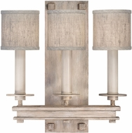 Fine Art Lamps 888950-21ST Cienfuegos Gray Sconce Lighting