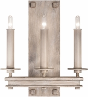 Fine Art Lamps 888950-2ST Cienfuegos Gray Light Sconce