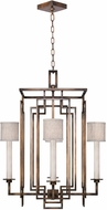 Fine Art Lamps 889040-11ST Cienfuegos Bronze Entryway Light Fixture