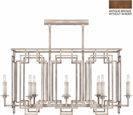 Fine Art Lamps 889240-1ST Cienfuegos Bronze Kitchen Island Light Fixture
