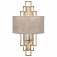 Fine Art Lamps 889350-31 Cienfuegos Gold LED Wall Lighting Sconce