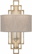 Fine Art Lamps 889350-31ST Cienfuegos Gold Wall Sconce Lighting