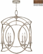 Fine Art Lamps 889840-1ST Cienfuegos Bronze Foyer Lighting Fixture