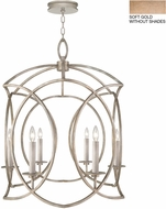 Fine Art Lamps 889840-3ST Cienfuegos Gold Foyer Lighting Fixture