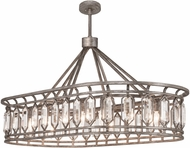 Fine Art Lamps 889940-1ST Westminster Brown Kitchen Island Light Fixture