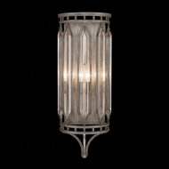 Fine Art Lamps 890050-1 Westminster Contemporary Brown LED Wall Sconce