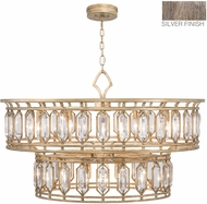 Fine Art Lamps 890140-1ST Westminster Brown Pendant Light Fixture