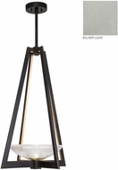 Fine Art Lamps 896040-1ST Delphi Contemporary Silver LED Foyer Lighting