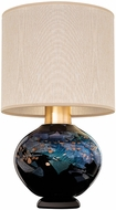 Fine Art Handcrafted Lighting 899910-32 SoBe Gold Table Lamp