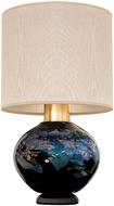 Fine Art Lamps 899910-32 SoBe Gold Table Light