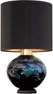 Fine Art Lamps 899910-33 SoBe Gold Table Lighting