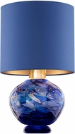 Fine Art Lamps 899910-44 SoBe Gold Table Lamp Lighting