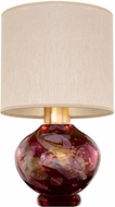 Fine Art Lamps 899910-52 SoBe Gold Table Top Lamp