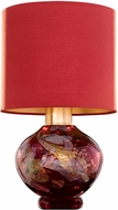 Fine Art Lamps 899910-55 SoBe Gold Side Table Lamp