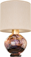 Fine Art Lamps 899910-72 SoBe Gold Table Lamp
