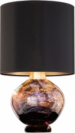 Fine Art Lamps 899910-73 SoBe Gold Table Light
