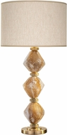 Fine Art Lamps 900010-22 SoBe Brass Table Lighting