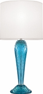 Fine Art Lamps 900210-116 SoBe Silver Table Lamp