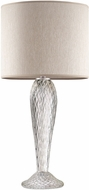 Fine Art Lamps 900210-182 SoBe Silver Lighting Table Lamp