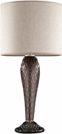 Fine Art Lamps 900210-192 SoBe Silver Table Top Lamp