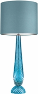 Fine Art Lamps 900610-111 SoBe Silver Table Top Lamp