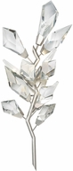 Fine Art Lamps 902250-1 Foret Silver Lamp Sconce