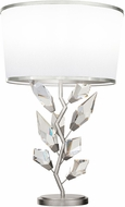 Fine Art Lamps 908010-1 Foret Modern Silver Table Top Lamp