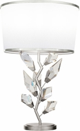 Fine Art Lamps 908010-1 Foret Silver Table Lamp