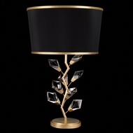 Fine Art Lamps 908010-21 Foret Modern Gold Side Table Lamp