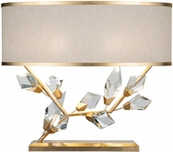 Fine Art Lamps 908510-2 Foret Modern Gold Table Light