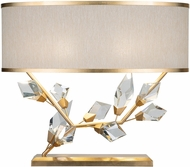 Fine Art Lamps 908510-2 Foret Gold Side Table Lamp
