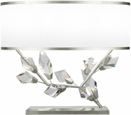 Fine Art Lamps 908610-1 Foret Contemporary Silver Lighting Table Lamp