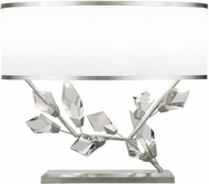 Fine Art Lamps 908610-1 Foret Silver Table Light