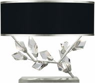 Fine Art Lamps 908610-11 Foret Silver Table Lighting