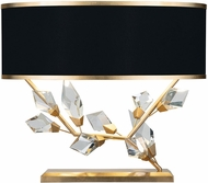 Fine Art Lamps 908610-21 Foret Modern Gold Table Top Lamp