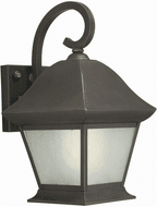 Forte 10000-01-14 Royal Bronze Exterior 13 Wall Sconce