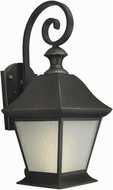 Forte 10001-01-14 Royal Bronze Outdoor 20 Wall Lamp
