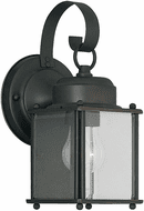 Forte 1047-01-14 Modern Royal Bronze Outdoor 5  Wall Sconce Lighting