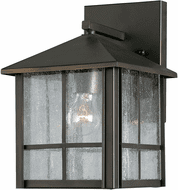 Forte 1061-01-14 Royal Bronze Outdoor 8 Wall Light Sconce