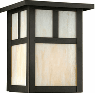 Forte 1069-01-14 Royal Bronze Outdoor Wall Light Sconce