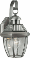 Forte 1101-01-34 Antique Pewter Outdoor 12 Wall Lighting