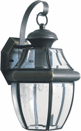 Forte 1201-01-14 Royal Bronze Exterior 14 Wall Sconce