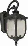 Forte 1820-01-04 Traditional Black Exterior 23 Wall Lighting Fixture