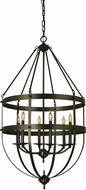 Framburg 1018 Hannover 25  Foyer Light Fixture