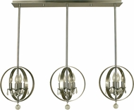 Framburg 1051 Constellation Modern Multi Pendant Light