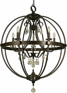 Framburg 1069 Compass Contemporary 29  Pendant Lamp