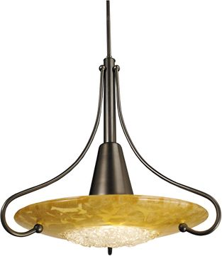 Framburg 1095 Brocatto Modern Halogen 19  Pendant Light Fixture