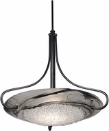 Framburg 1096 Brocatto Modern 27  Pendant Lighting Fixture
