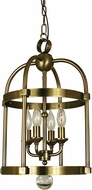 Framburg 1103 Compass Contemporary 12  Foyer Lighting Fixture